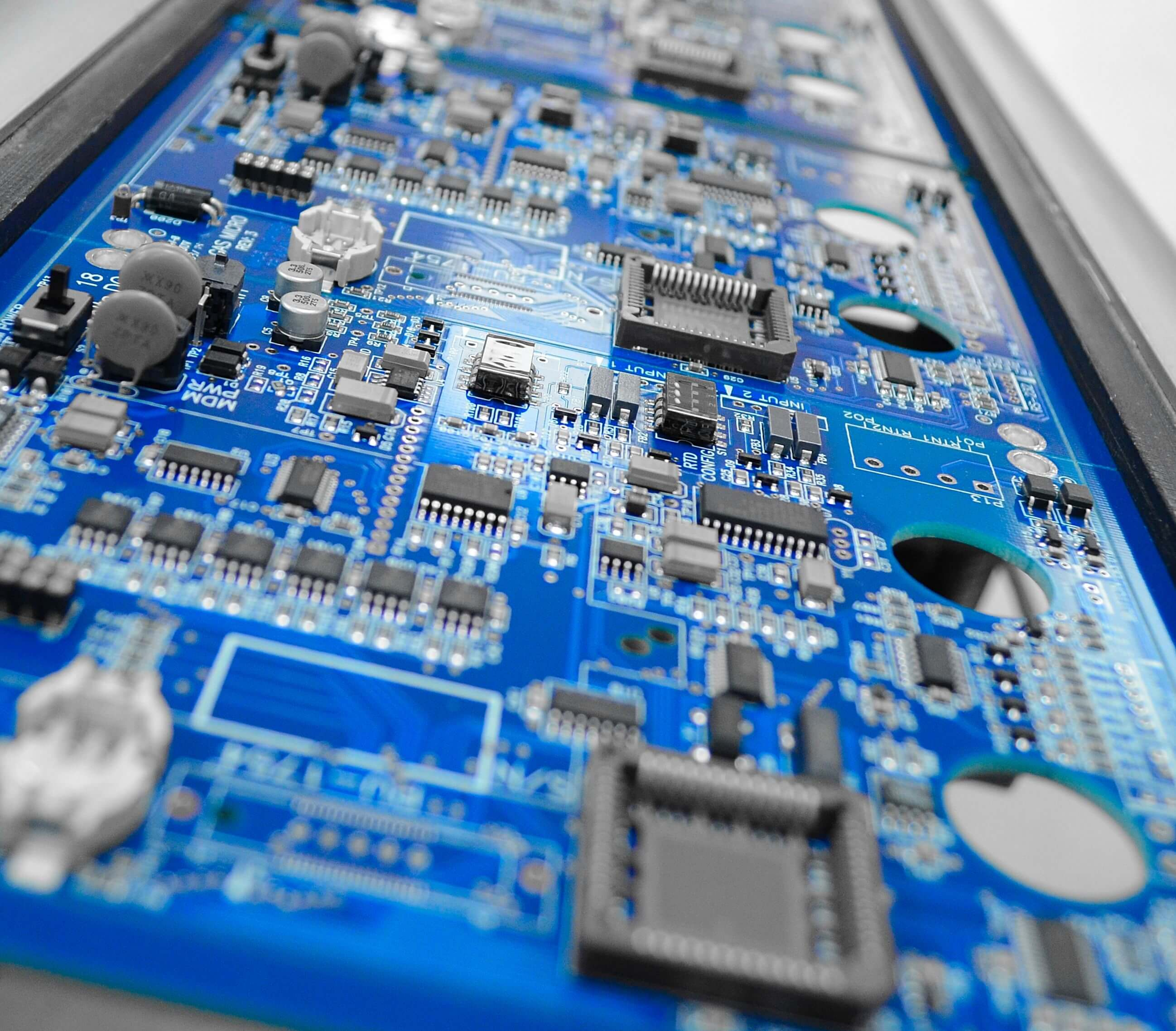 Ims Innovative Manufacturing Source Inc Assembly For Industrial Control One Stop Printed Circuit Board Volatility Management